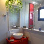Salle de bain chambre Belle île